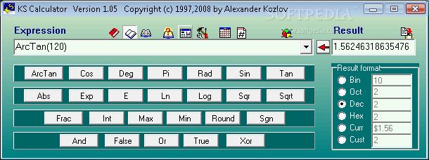 Download KS Calculator 1 05