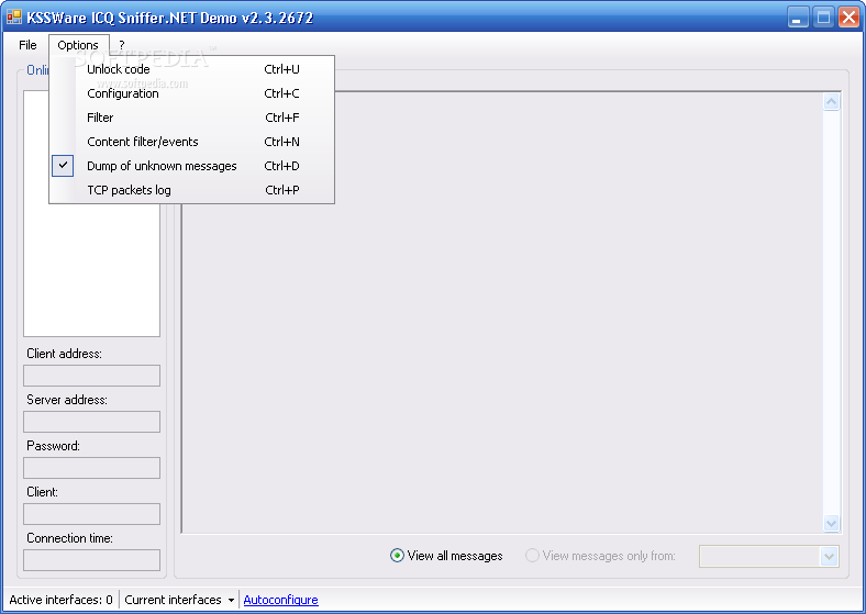 Download wireless sniffer, icq sniffer, snif, wireless for windows.