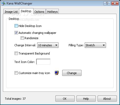 programa kana wallchanger