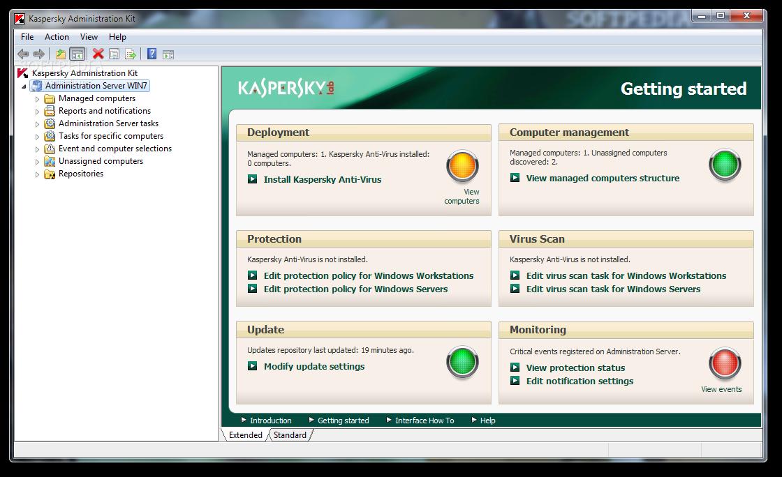 Kaspersky administration kit ppt video online download.
