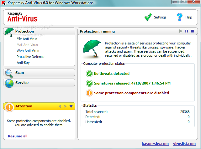 kaspersky anti-virus 6.0.2.621