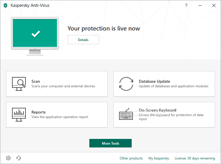 Kaspersky Anti-Virus screenshot 10