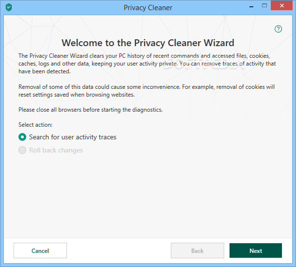 Kaspersky Anti-Virus screenshot 19