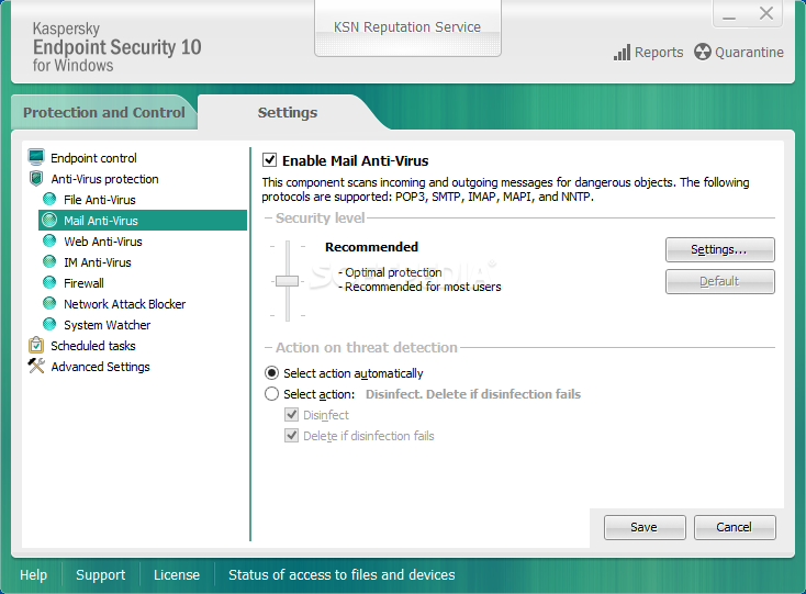 download kaspersky endpoint security 10 for windows 10 pro