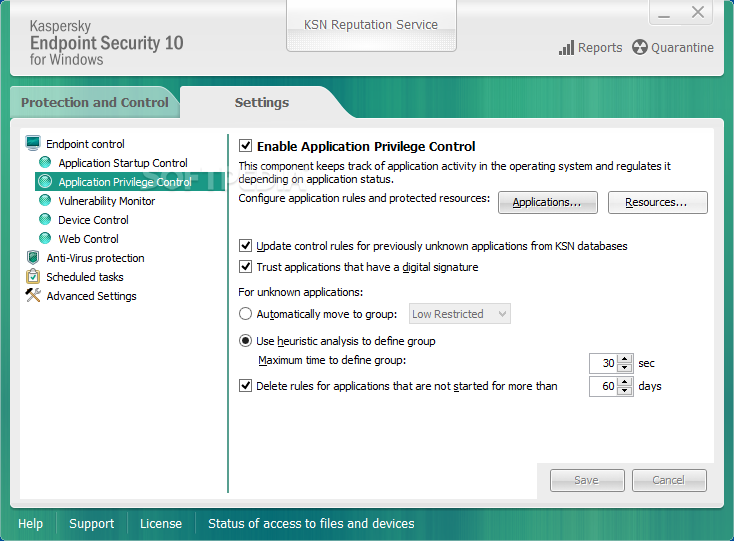 kaspersky endpoint security 11 for windows server 2012 r2