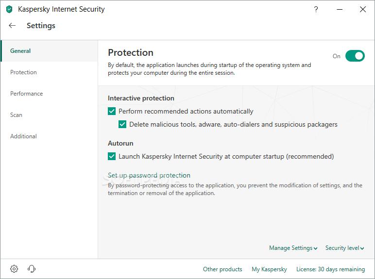 kaspersky internet security 2019 download free