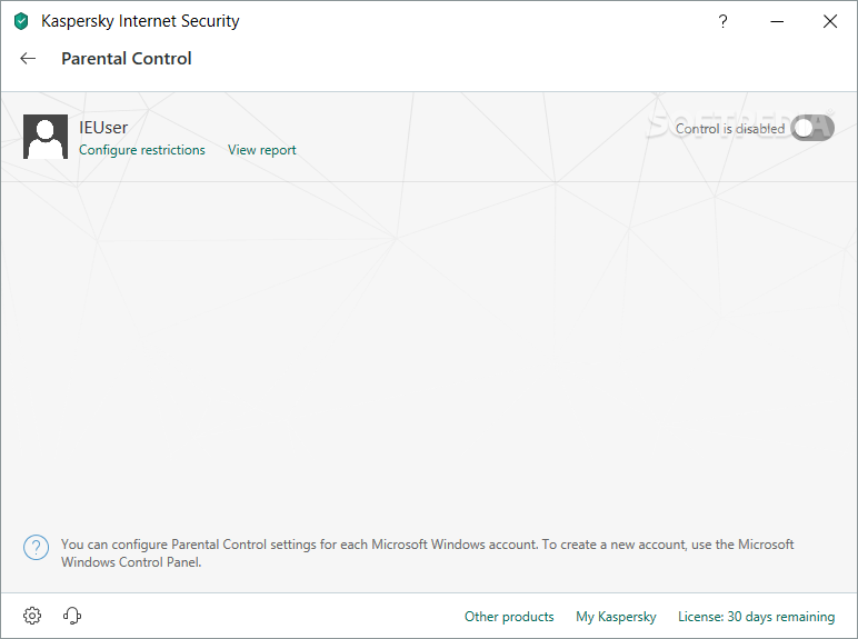 Download Kaspersky Internet Security 20 0 14 1085 / 21 0 13 418 Beta