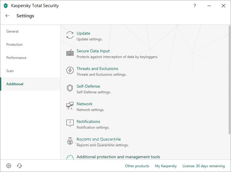 kaspersky total security 2019 download offline