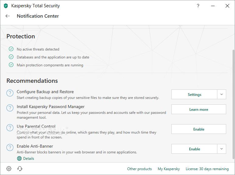 Download kaspersky total security 2018 full version