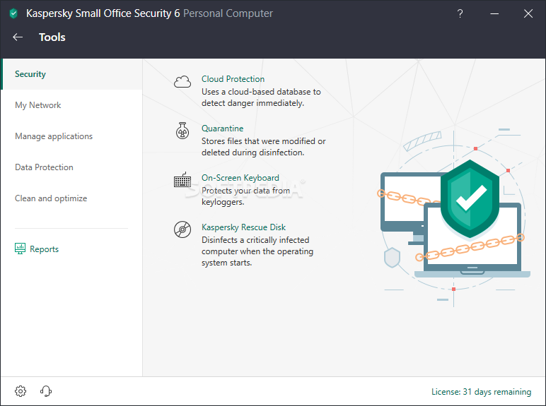 download kaspersky small office security