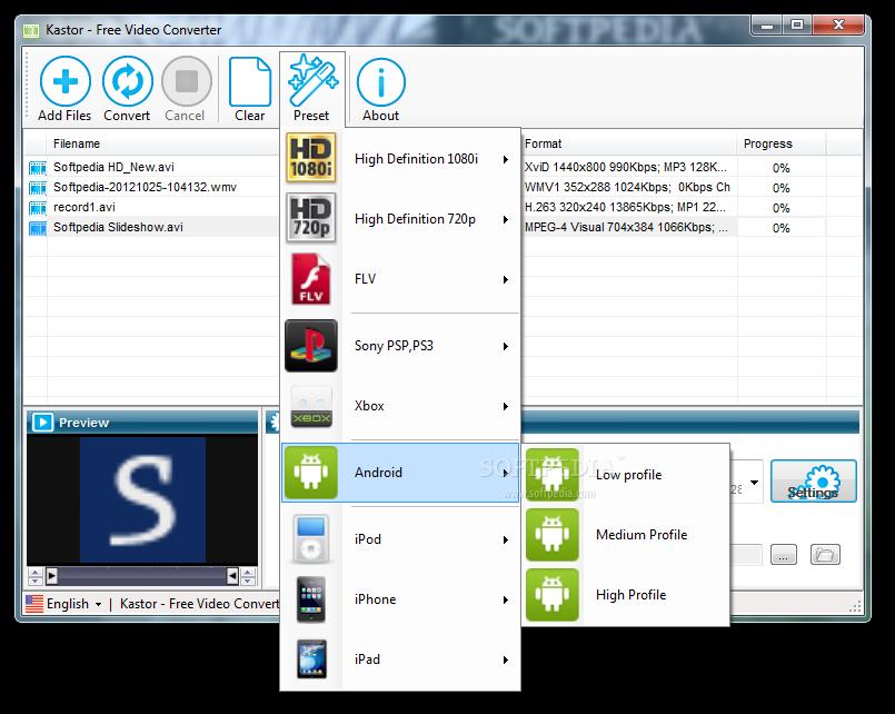 Download kastor free video converter 2. 3.