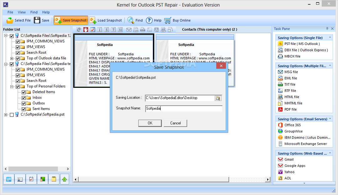 kernel for outlook pst repair full version