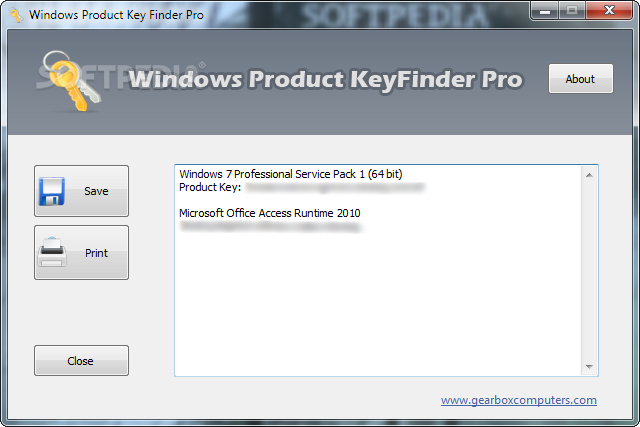 cd key windows 7 finder
