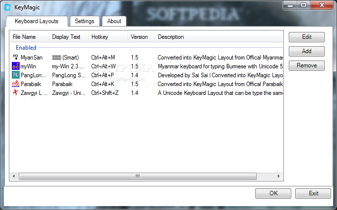 Download KeyMagic 1 5 1 0