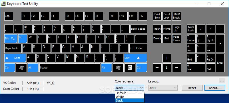 Download Keyboard Test Utility 1 4 0