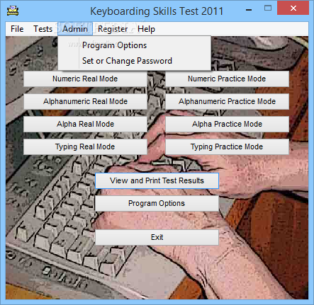 Download Keyboarding Skills Test 3 0 2