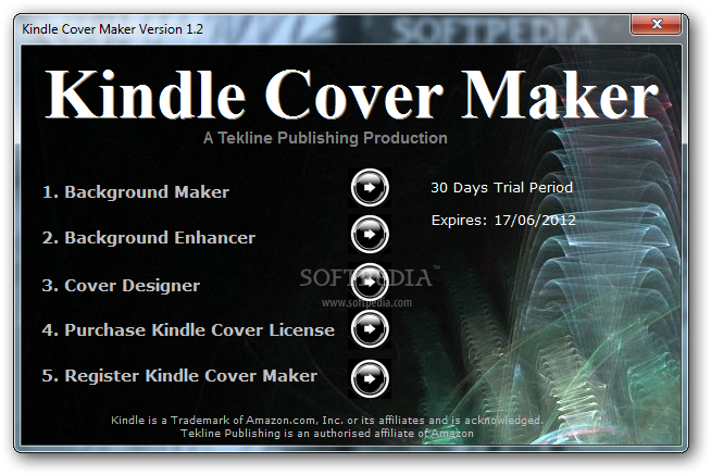 Kindle Book Cover Design Software ~ Kindle cover maker download