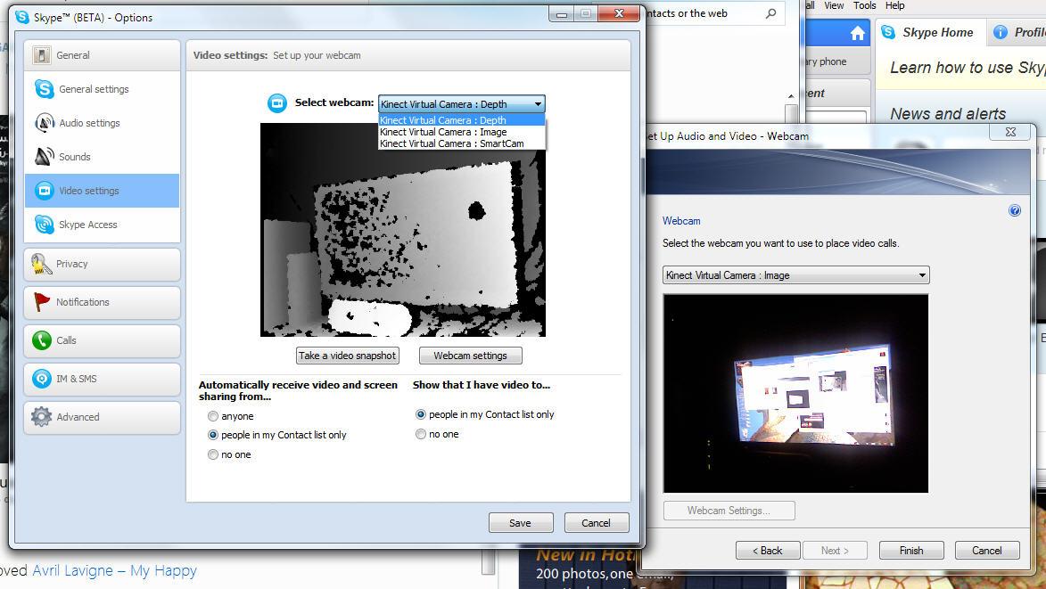 Download OpenNI Virtual Camera 0 9 5 0