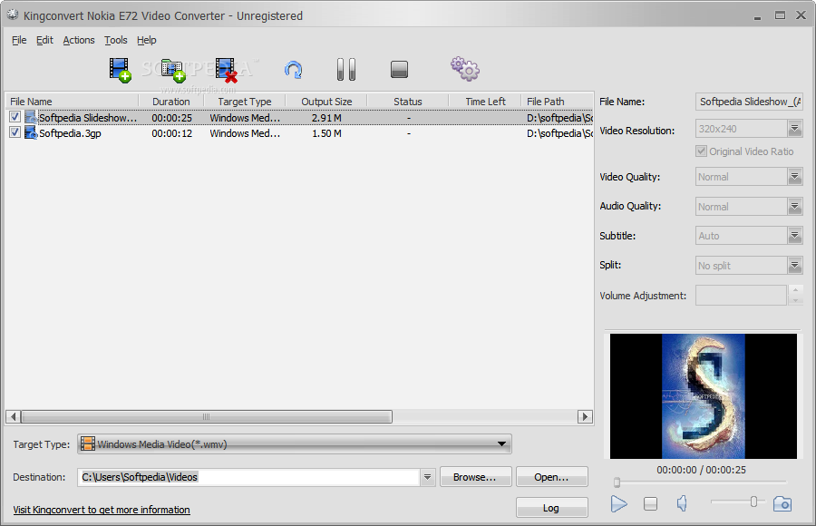 xilisoft video converter task failed