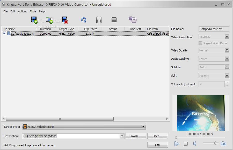 how to take a screenshot on xperia