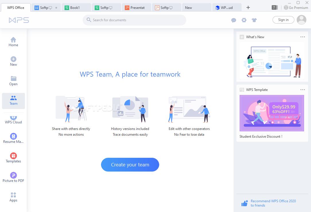 Wps Office Free Mac