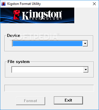 Kingston Format Last