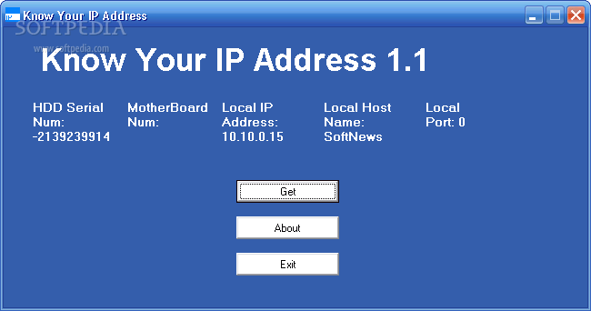 what is my ip location
