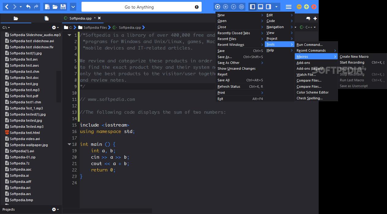 Komodo edit review