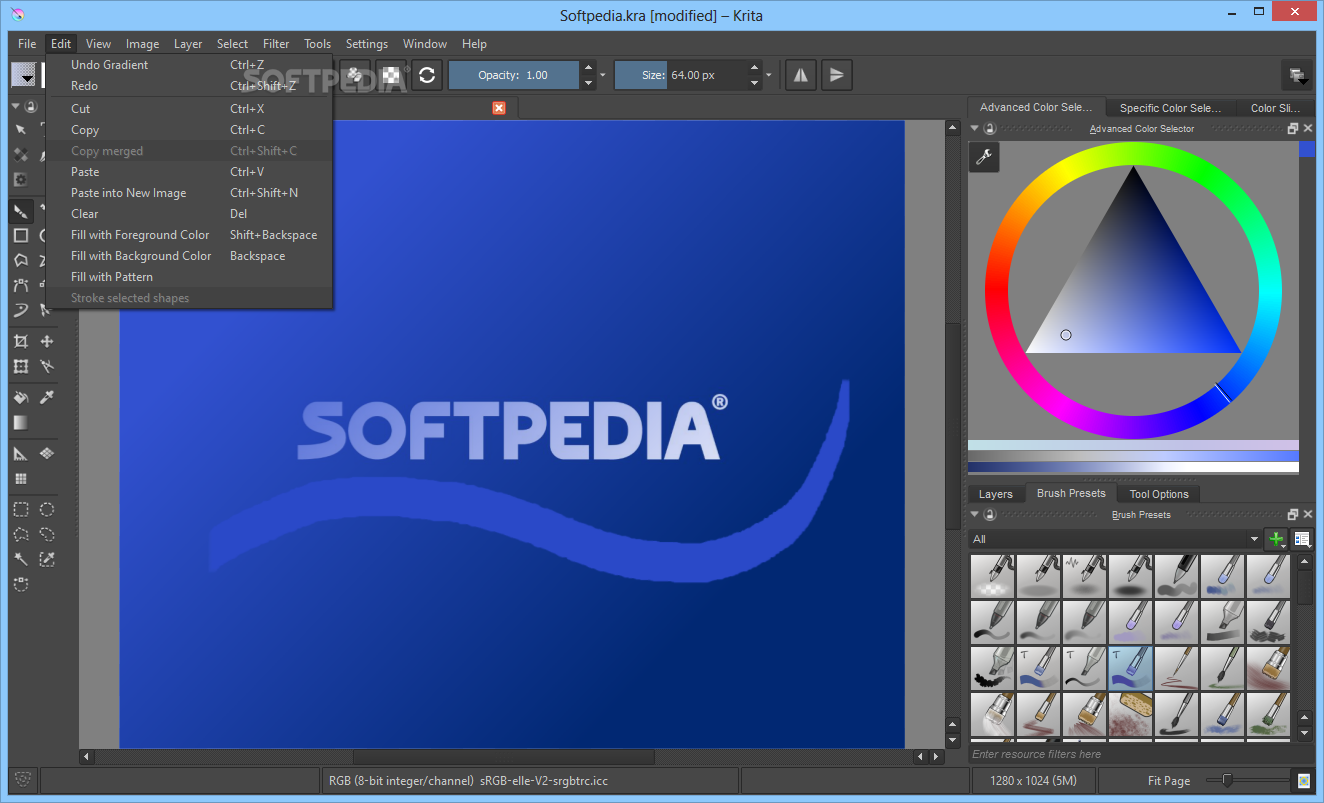 Download Krita 4 2 5