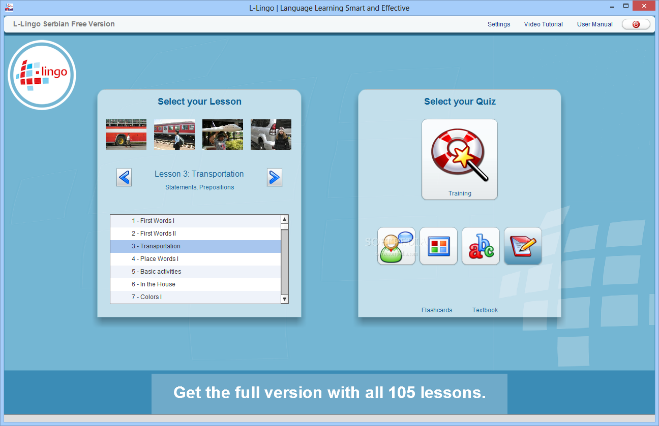 lingo software free download