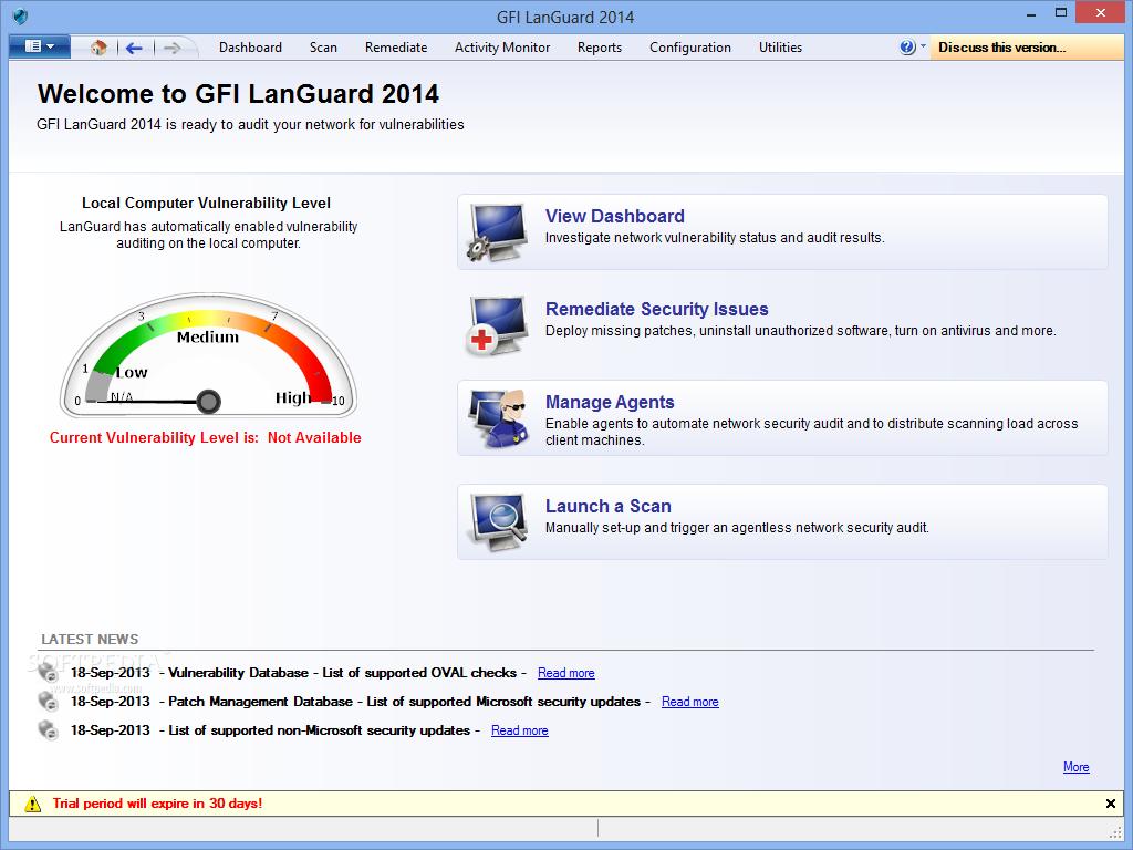 SECURITY 7 BAIXAR SCANNER LANGUARD WINDOWS NETWORK PARA