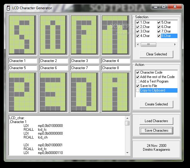Character Generator For Mac