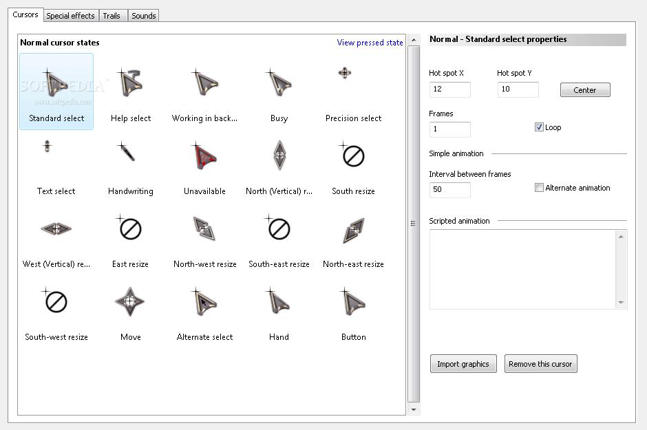 Download LCD Cursors