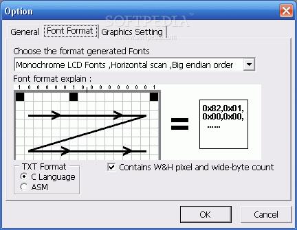 Download LCD Font Maker 3 92