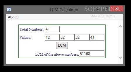 Lcm calculator free online izinhlelo ze-android ku-google play.