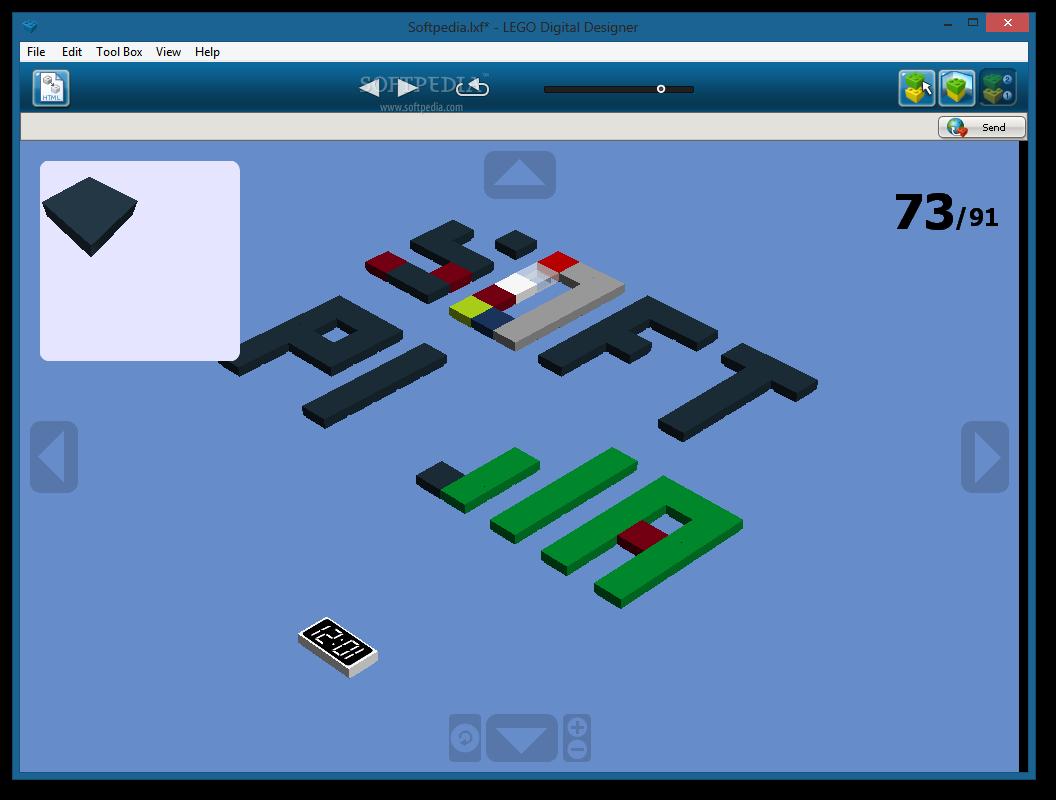 Download LEGO Digital Designer 4 3 11 0