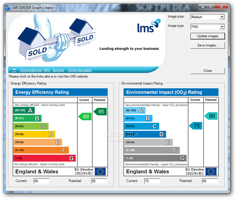 LMS EER/EIR Graph Creator - LMS EER/EIR Graph Creator will allow you ...