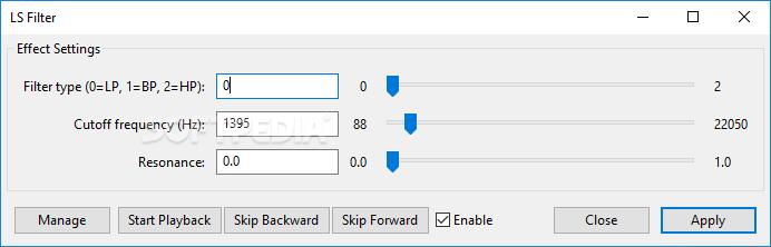 Download LS Filter 1908