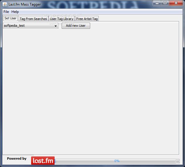 Download Last fm Mass Tagger 0 013