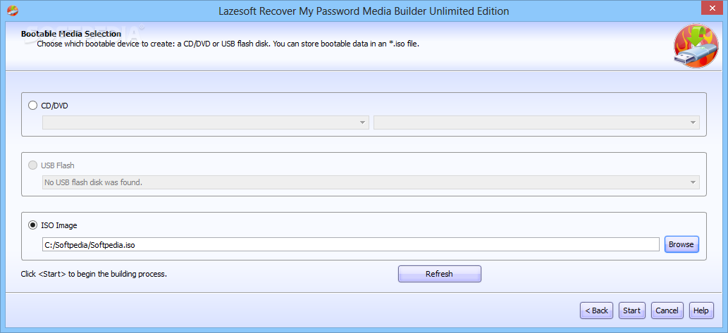 lazesoft password recovery iso download