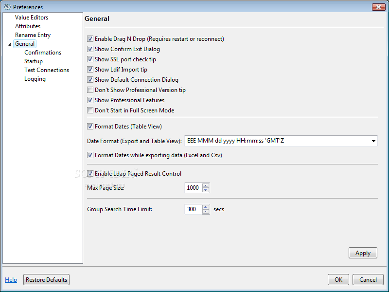 Download Ldap Soft Ad Admin Amp Reporting Tool Formerly