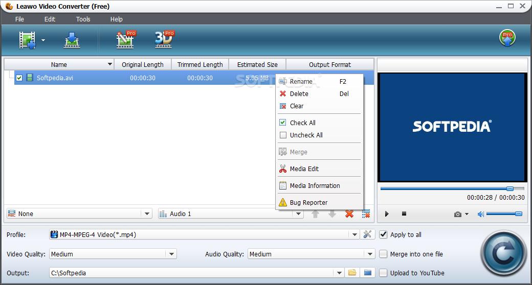 Download Leawo Video Converter 6.0.0.0