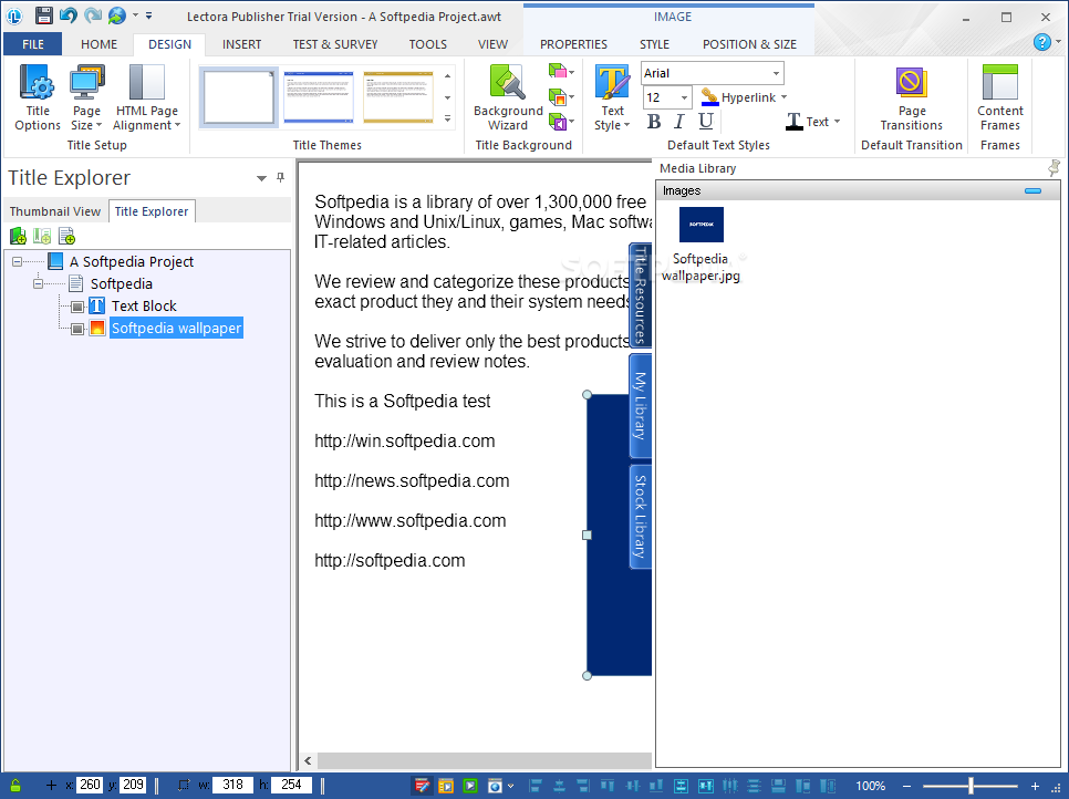 software publisher free  for windows 8