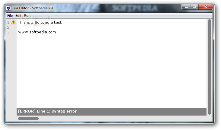 Download Lua Editor 0 2 2 Beta