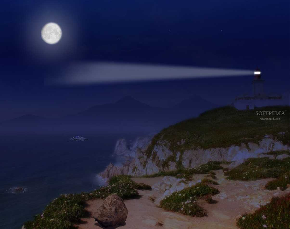 Screenshot 1 of Lighthouse Animated Wallpaper