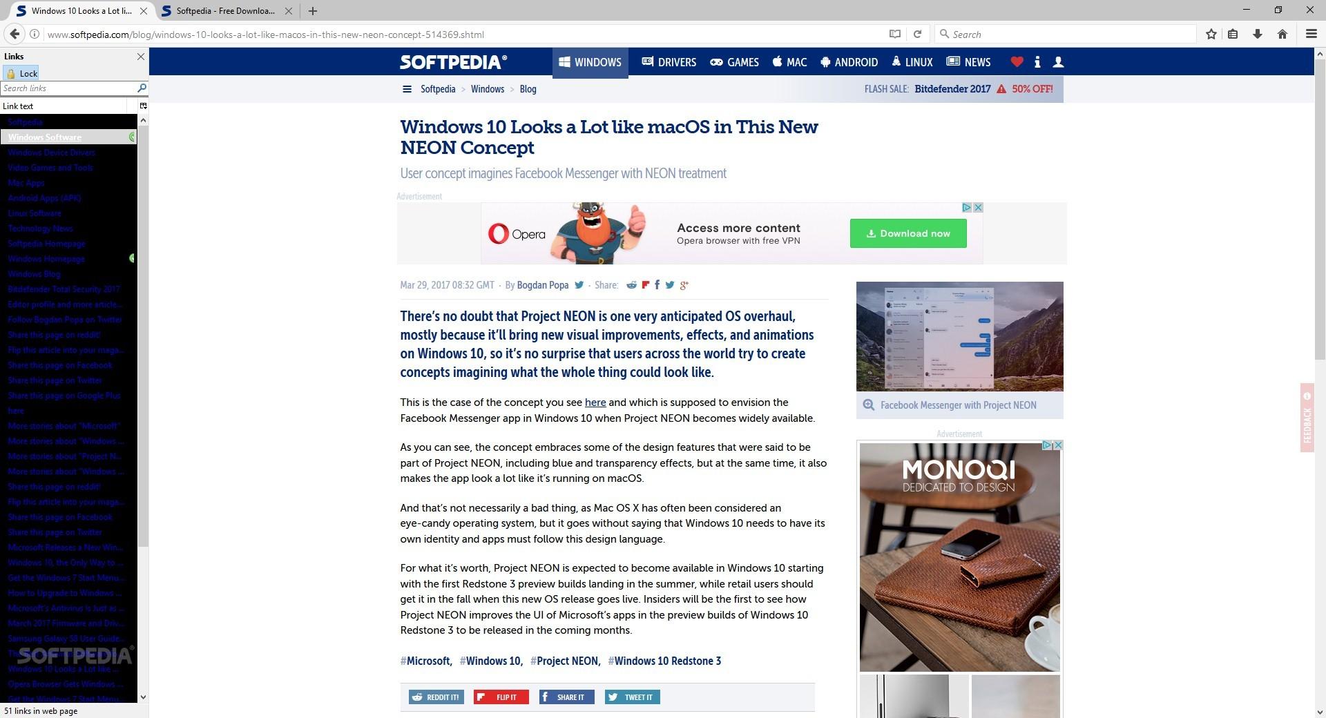 Download LinkSidebar for Firefox 1 0 3 1