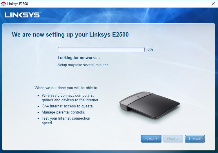 cisco router e2500 software download