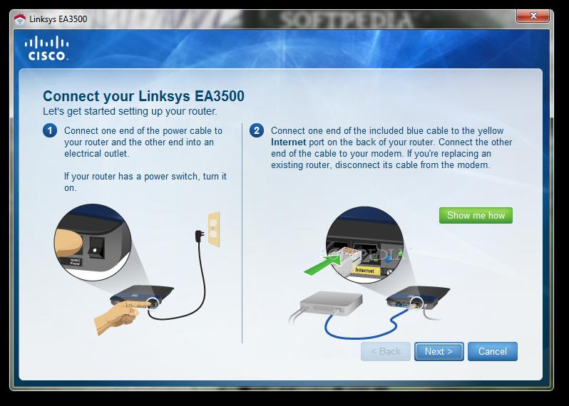 Download Linksys EA3500 2 0 Build 12304 0