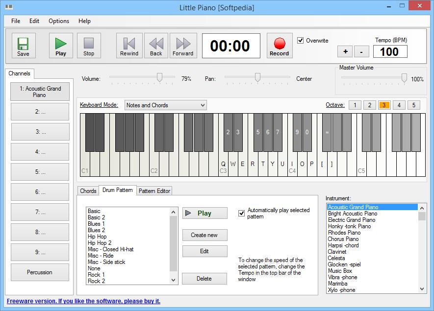 Grand Piano Chords Piano Ideas