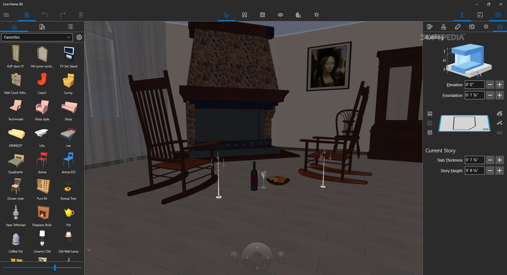 live home 3d for windows 10